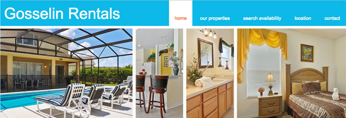 gosselin rentals website