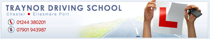 Traynor Driving school website