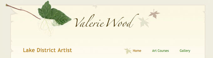 Valerie Wood Website