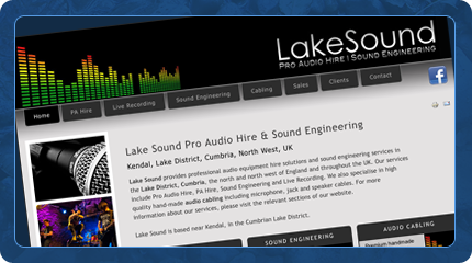 Lakesound Pro Audio Hire & Engineering