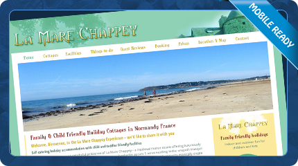 La Mare Chappey Holiday Cottages Normandy