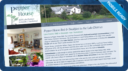 Pepper House Bed and Breakfast Grizedale