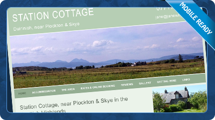 Station Cottage Self Catering near Skye