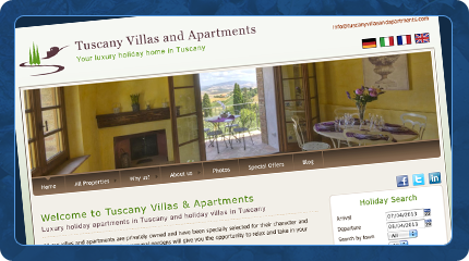 Tuscany Villas and Apartments