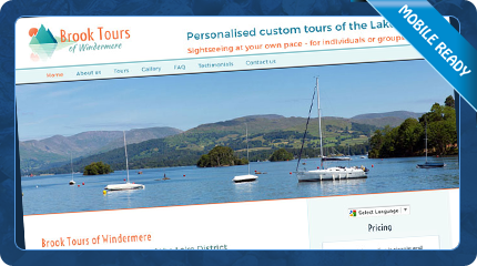 Brook Tours of Windermere