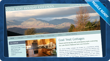 Coal Yeat Cottages Website
