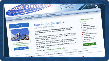 Excel Electrical Services Website