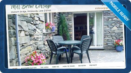 Mill Brow Cottage Ambleside