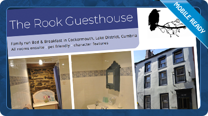 Rook Guesthouse B&B Cockermouth